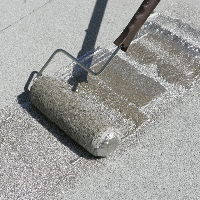 410 Premium Non-Fibrated Aluminum Roof Coating
