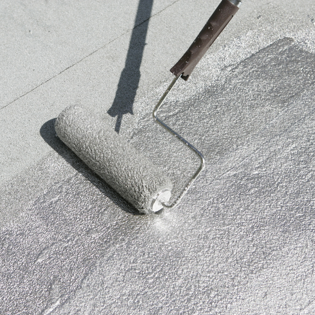 416 Standard Non-Fibrated Aluminum Roof Coating