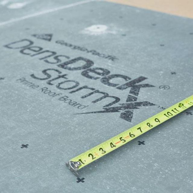 DensDeck StormX Prime Roof Board
