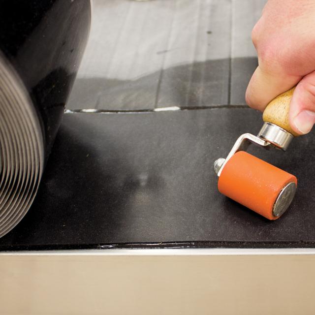 EPDM Uncured Flashing Membrane