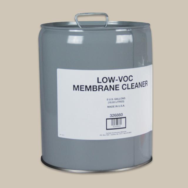 Low-VOC Membrane Cleaner