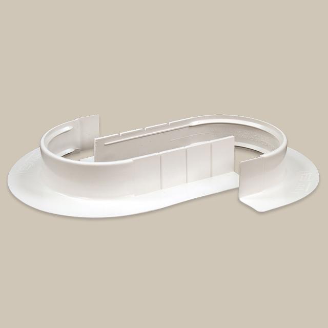 PVC Molded Sealant Pockets