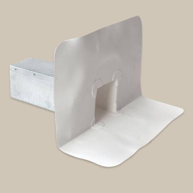 PVC Through Wall Scupper