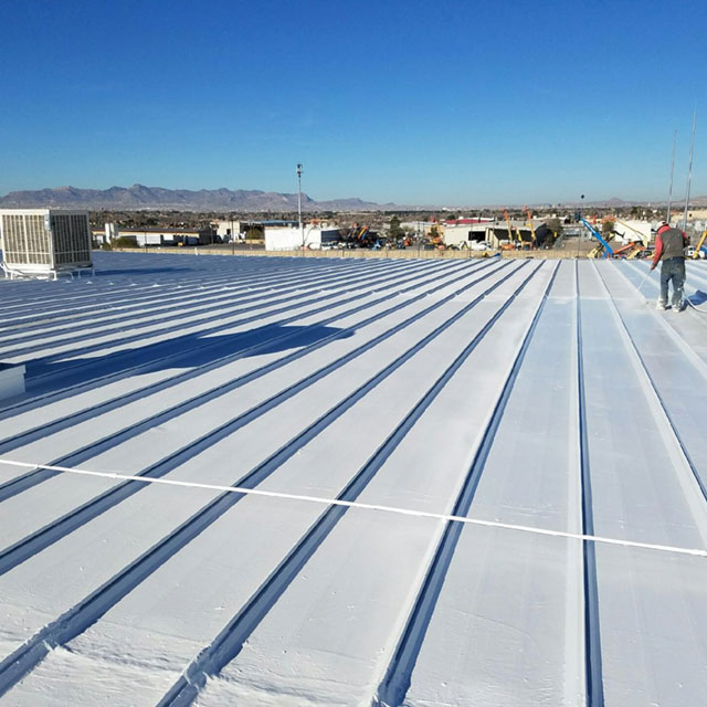 SEBS Plus Roof Coating