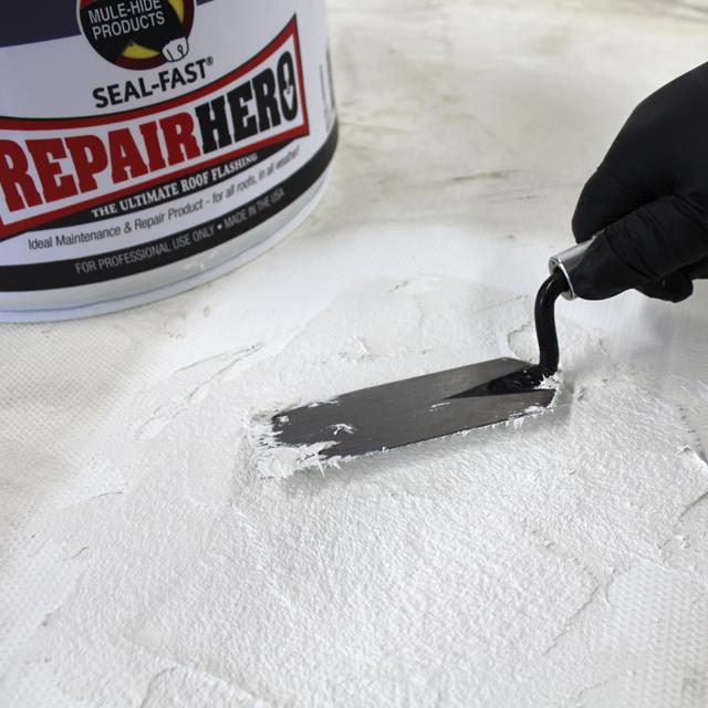 Seal-Fast Repair Hero - Roof Flashing