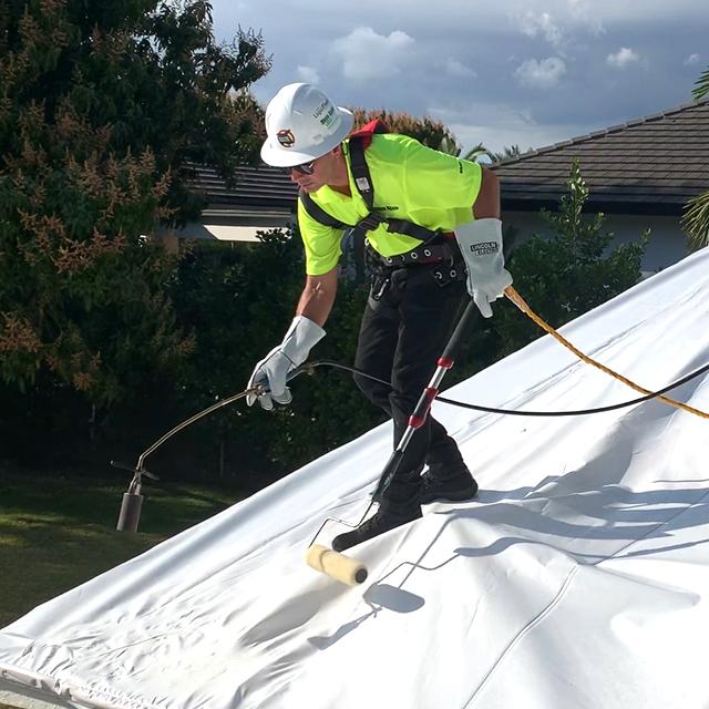 Shur-Gard Roof Wrap