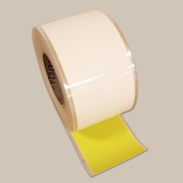 Yellow PS Safety Warning Strip
